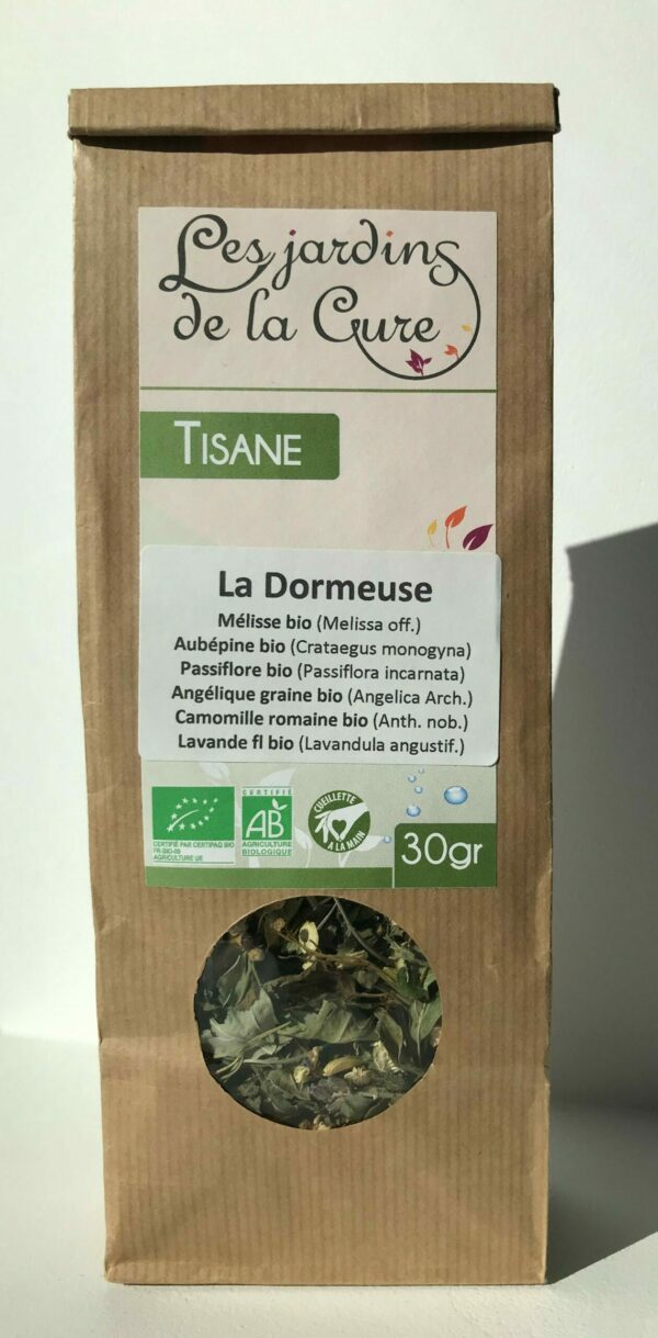 Tisane bio Dormeuse